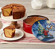 Ships 11/6 My Grandmas (2) 28 oz. Coffee Cakes in Gift Tins - M55249