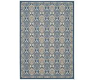 Safavieh Courtyard Teardrop 53 x 77 Rug with Sisal Weave - M109150