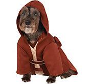 Rubies Jedi Robe Pet Costume - Small - M116150
