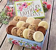 Cheryls Mothers Day Gift Tin - 16 Sugar-FreeCookies - M116950