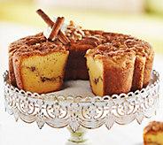 My Grandmas of New England 3 lb. Cinnamon Walnut Coffee Cake - M50950
