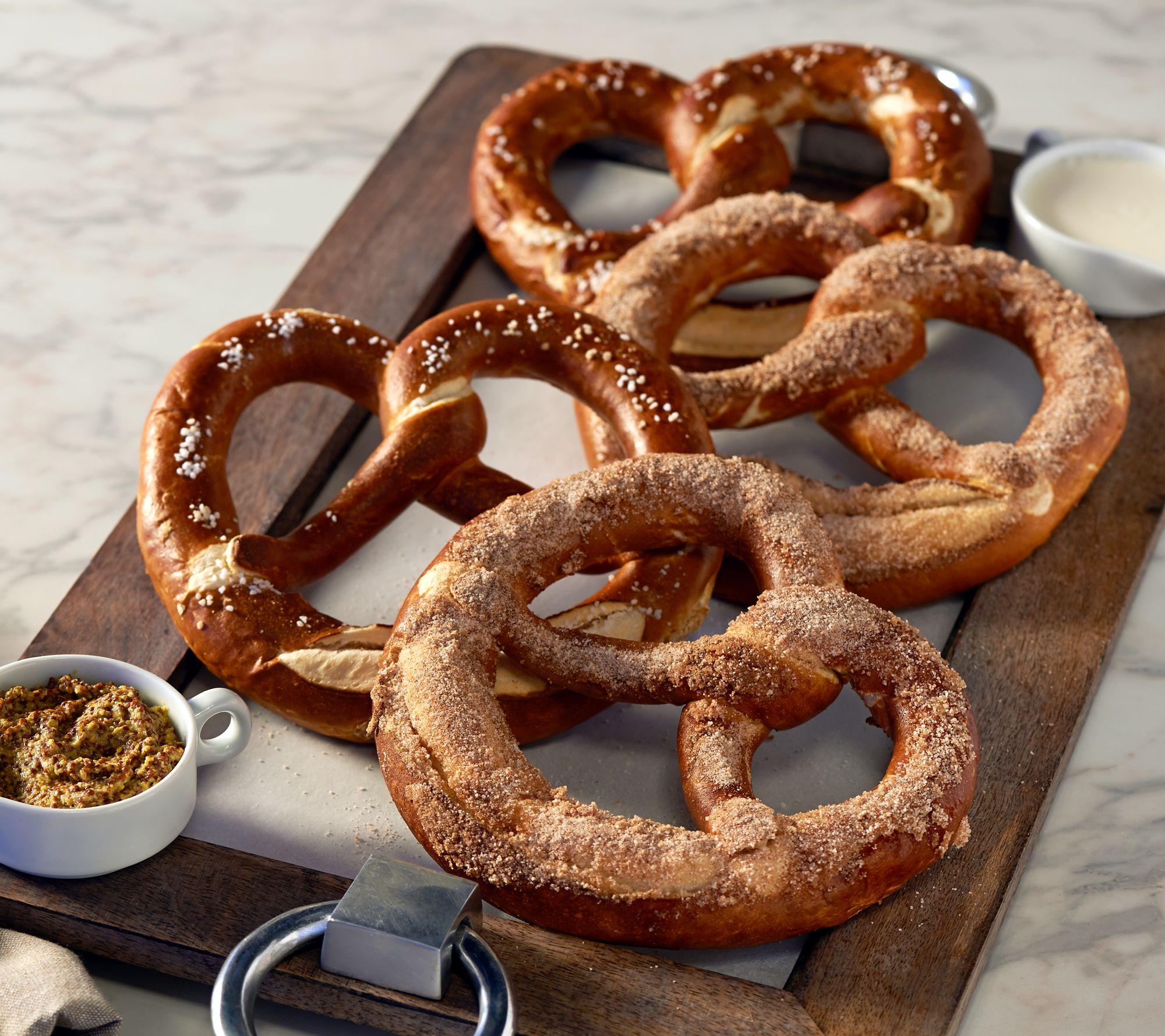 Prop and peller oz bavarian craft pretzels — qvc