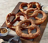 Prop and Peller (18) 5 oz. Bavarian Craft Pretzels - M52550