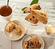 Davids Cookies 16-pc Sweet & Savory Scones - M58250