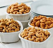Sunshine Nut Company (6) 7 oz. Cashew Variety Pack - M53551