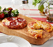Real Good Food Company (12) 5 Parmesan Chicken Crust Pizza Assort. - M53851
