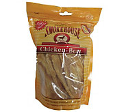 Chicken Barz Dog Treat, 8-oz. Bag - M109352