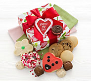 Cheryls Hearts and Flowers Treats Box - M115152