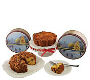 My Grandmas 2 Apple & Chocolate Walnut Cakes in Gift Tins - M115952