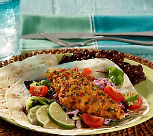 Product image of The Perfect Gourmet (18) 3.25 oz. Southwest Tilapia w/ Lime