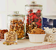 The Popcorn Factory Sweet and Salty Deluxe Snack Assortment - M48352