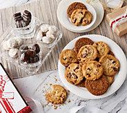 Davids Cookies 84-Piece Best of Holiday Bakery Assortment - M56152