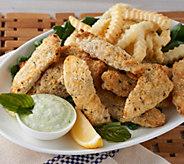 Anderson Seafoods (3) 1-lb Bags Wild Parmesan Basil Cod - M56852