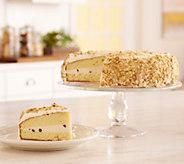 Delizioso Desserts 10-in, 4.5-lb Gourmet Cannoli Cake - M58252