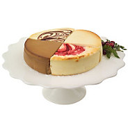 Juniors 8 4-Flavor Sugar-Free Cheesecake Sampler - M105853