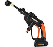 Worx 20V Hydroshot Watering, Rinsing & Cleaning Tool - M53553