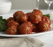 Ships 4/3 Mama Mancinis 6lbs Mozzarella Meatballs Auto-Delivery - M54453