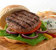 Kansas City Steak Company (20) 4.5 oz. Steakburgers - M54653