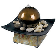 Kenroy Home Sphere Indoor Table Fountain - M110654