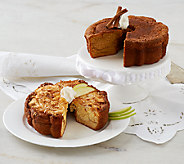 My Grandmas (2) 28 oz. Apple Coconut & Pumpkin Spice Cakes - M45654