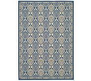 Safavieh Courtyard Teardrop 24 x 67 Rug with Sisal Weave - M109156