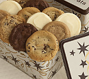 Cheryls Congrats Star Gift Tin - 12 Assorted Cookies - M111556