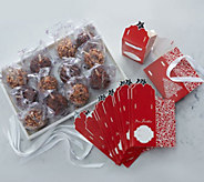 Mrs. Prindables 12 Candy Bar Flavor Apples With Gift Boxes - M115556