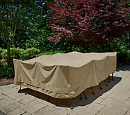 Season Sentry Universal Mega Patio Cover by ATLeisure - M53957