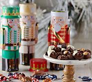 SH 11/6 Harry London (3) 1 lb. Chocolates in Nutcracker Tins - M55157
