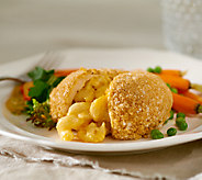 Stuffin Gourmet (16) 7 oz. Mac and Double Cheese Stuffed Chicken - M47458