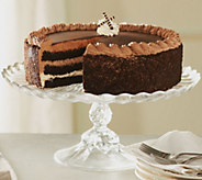 Juniors 4 lb. 8 oz. Chocolate Dream or Coconut Cake Auto-Delivery - M48658