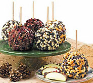 Mrs. Prindables Large 6-pc Chocolate LoversApple Assort. - M101259