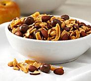 Germack (3) 15 oz. Jars Caramel Apple Kettle Corn Mix - M51759