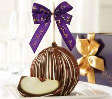 Mrs. Prindable's Platinum Triple Chocolate Apple