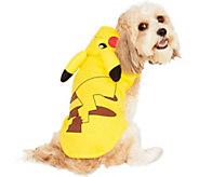 Rubies Pikachu Pet Costume - Medium - M116160