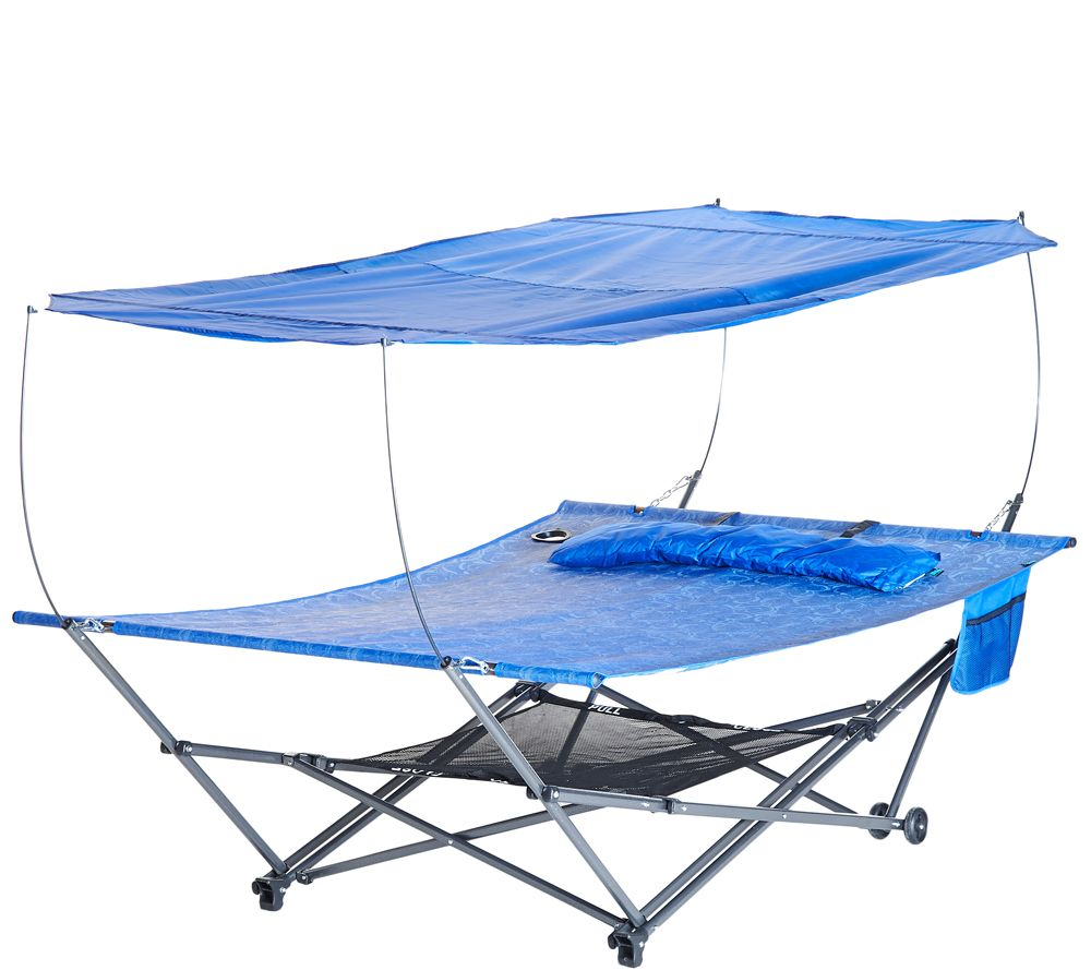 Bliss Hammocks 2 Person Stow Ez Hammock With Canopy Page