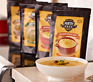 Ships 2/20 Maggie & Marys Pantry Pack 4 Count Gourmet Soup Mix Assort - M53960