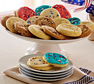 Cheryls 48 Piece Americana Classic Cookie Assortment - M51361