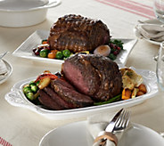 Rastelli (2) 4-4.5 lb. Marinated Prime Rib Roasts Auto-Delivery - M53761