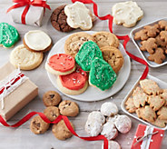 Cheryls 94 Piece Ultimate Holiday Cookie Auto-Delivery - M57361