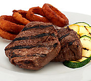Kansas City Steak (10) 5-oz Top Sirloin Steaks - M58261