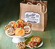 Cheryls Market Bag of Gourmet Cookies - M116662
