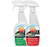 32 oz. Fabric Guard and 16 oz. Multi-Surface Cleaner by 303 - M50062