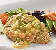 Stuffin Gourmet (8) 5.5 oz. Fried Chicken with Pot Pie, Gravy & Veggies - M50662