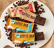 Java Me Up 18 Count Coffee Snack Bar Sampler - M54062