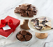 Ships 12/4 Martha Stewart 2.25-lb Chocolates in Gift Boxes - M56162
