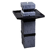 Kenroy Home Monolith Outdoor Solar Fountain - M114163