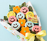 Cheryls Birthday Cookie Flowers - M115063