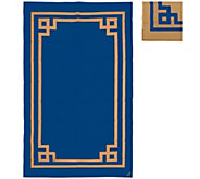Boxwood 5x8 Reversible Outdoor Mat by PatioMats - M46363