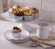 Ships 11/7 Raise Bakery 12 Piece British Cupcake Assortment - M52863